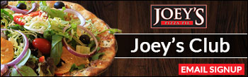 Sign up for Joey's Club Today!